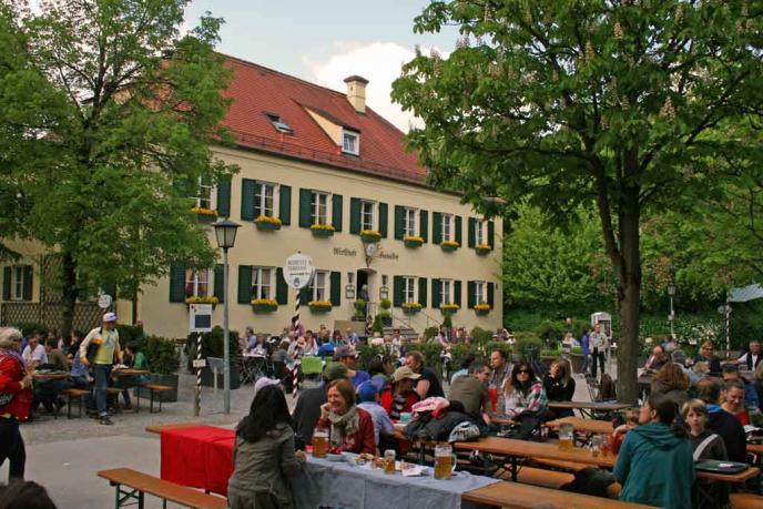 Wirtshaus Aumeister