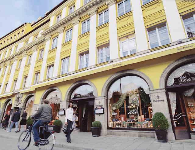 Dallmayr München Stammhaus
