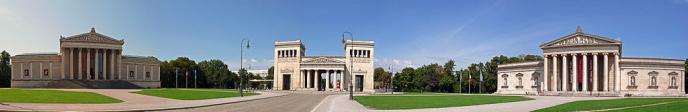 Königsplatz München