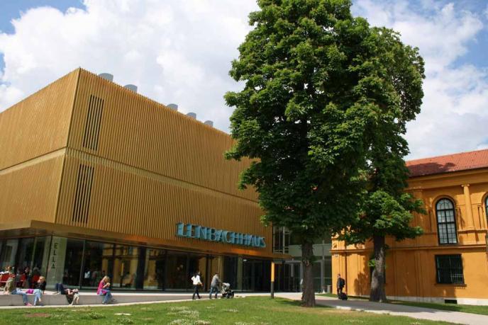 Neubau Lenbachhaus München