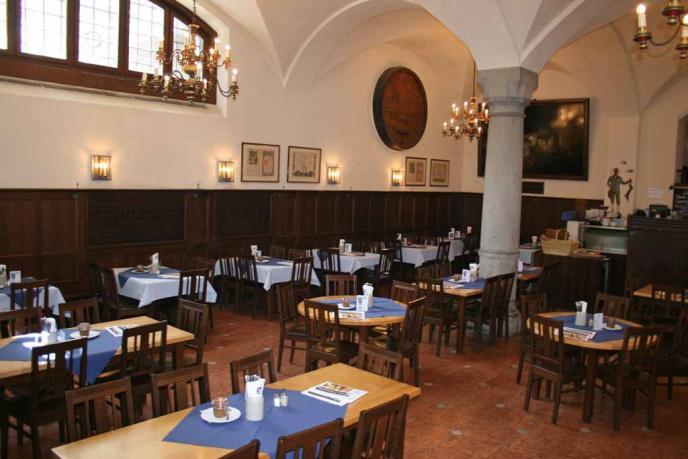 Gastraum Löwenbräukeller München