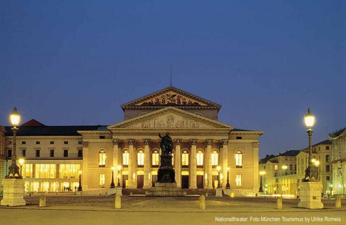 Bayerisches Nationaltheater und Staatsoper München