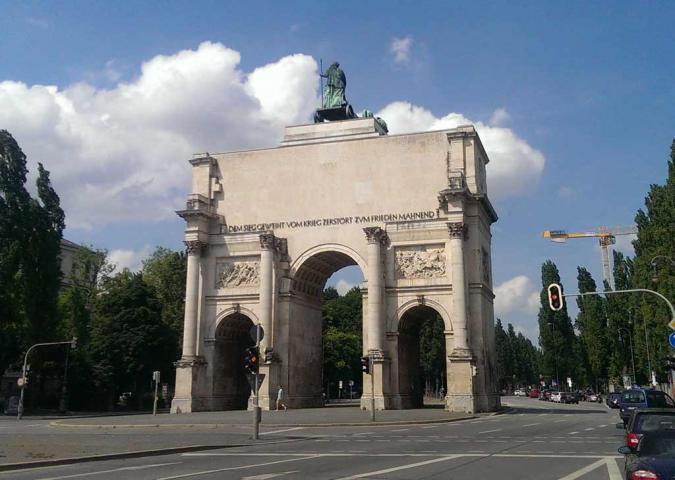 Siegestor München