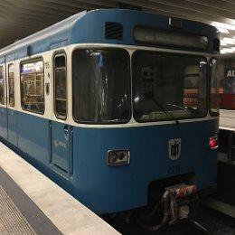 U-Bahn München