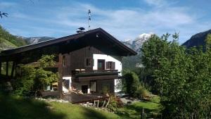 Heutal-Haus bei Salzburg