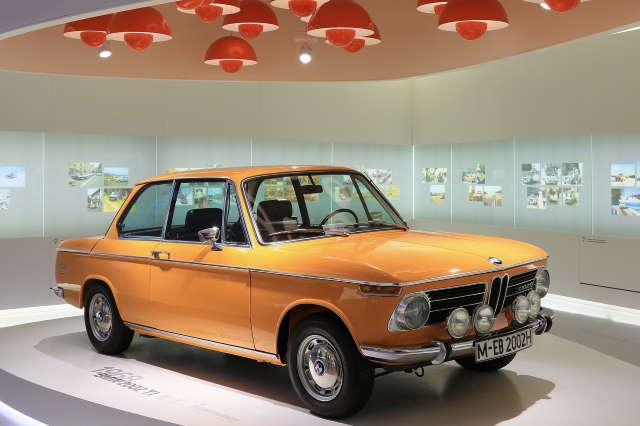 2er BMW Baujahr 1968