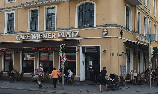 Cafe Wiener Platz Haidhausen