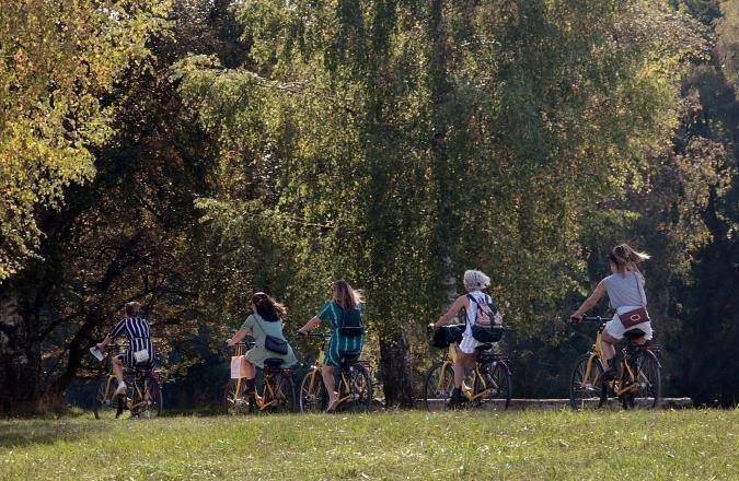 Geführte Fahrradtouren München