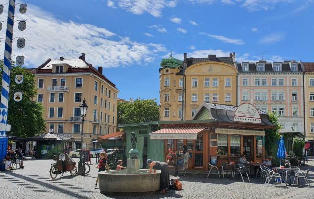 Markt am Wiener Platz