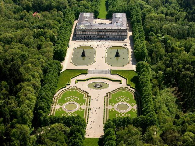 Neues Schloss auf Herrenchiemsee
