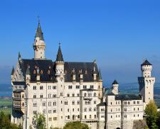 Schloss Neuschwanstein Tour